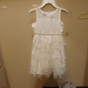 White dressl